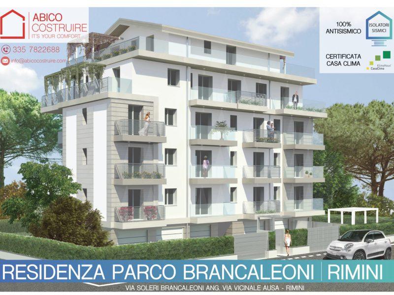 residenza Parco Brancaleoni rimini